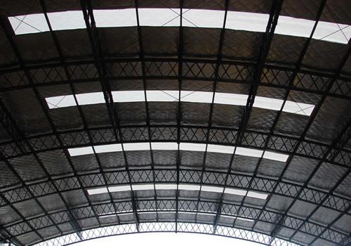 Estructuras Metalicas Lima Peru Para Techos Arquitectura